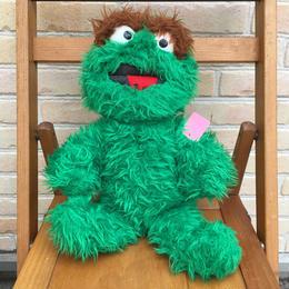 SESAME STREET Oscar Plush Doll/セサミストリート オスカー ぬいぐるみ/170719-14