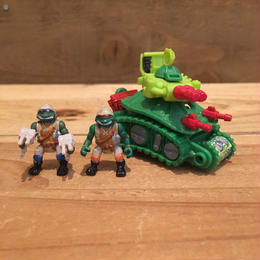 TURTLES Mini-Mutant Mutant Combat Combo/タートルズ ミニミュータント ミュータントコンバットコンボ/180619-8
