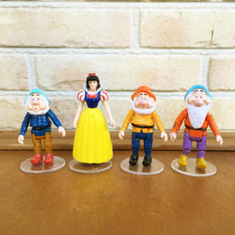 Disney Town Square Friends Snow White Set/ディズニー タウンスクエアフレンズ 白雪姫セット/171116-13