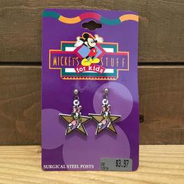 Disney Daisy Duck Steel Posts/ディズニー デイジー・ダック ピアス/180723-8