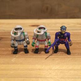 TURTLES Mini-Mutant Figure Set/タートルズ ミニミュータント フィギュアセット/180619-9