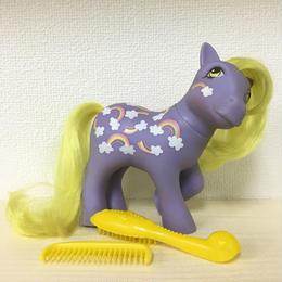 G1 My Little Pony Merriweather/G1マイリトルポニー メリーウェザー/170711-6