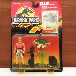 JURASSIC PARK Ellie Sattler Figure/ジュラシックパーク エリー・サトラー フィギュア/180210-7