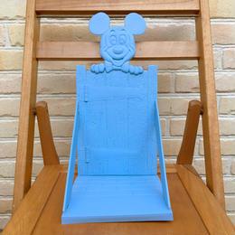 Disney Mickey Mouse Plasic Book Stand/ディズニー ミッキー・マウス ブックスタンド/17102-4
