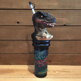 JURASSIC PARK T-Rex Drink Bottle/ジュラシックパーク ティラノサウルス ドリンクボトル/180822-7