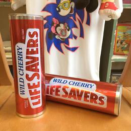 LIFE SAVERS Wild Cherry Can/ライフセーバーズ ワイルドチェリーフレーバー 缶/170816-2