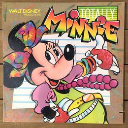 Disney Totally Minnie Record/ ディズニー トータリーミニー レコード/170405-6