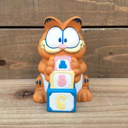 GARFIELD Baby Garfield Squeaky Rubber Doll/ガーフィールド ベイビーガーフィールド スクアーキ―ラバードール/170523-5