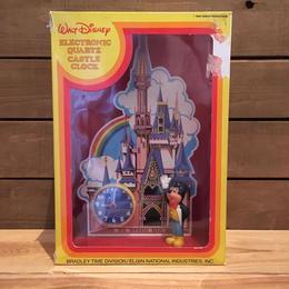 Disney 3D Castle Clock/ディズニー 3D キャッスルクロック/180621-4
