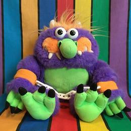 MY PET MONSTER? Monster Buddy Talking Plush/マイペットモンスター? モンスターバディ トーキングプラッシュ/160704-1