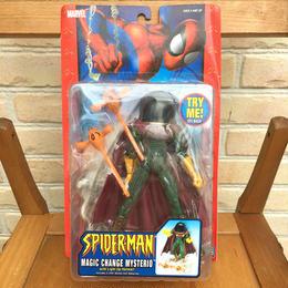 SPIDER-MAN Magic Change Mysterio Figure/スパイダーマン マジックチェンジ ミステリオ フィギュア/170804-2