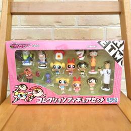 POWERPUFF GIRLS Collection Figure Set/パワーパフガールズ コレクションフィギュアセット/170808-2