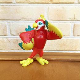 RAINFOREST CAFE Rio the Macaw Figure/レインフォレストカフェ リオ・ザ・マカウ フィギュア/171116-6