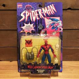 SPIDER-MAN Web Cannon Spider-Man Figure/スパイダーマン ウェブキャノン・スパイダーマン フィギュア/171114-3