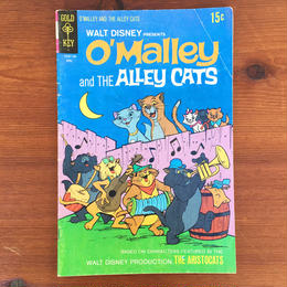 THE ARISTO CATS O'Malley and the Alley Cats Comics/おしゃれキャット オマリー&アリーキャッツ コミック/171228-14