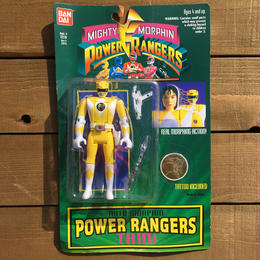 POWER RANGERS Auto Mophin Trini Figure/パワーレンジャー オートモーフィン・トリニー フィギュア/180131-6
