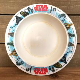 STAR WARS ANH Plastic Plate/スターウォーズ 新たなる希望 プラスチックお皿/170118-8