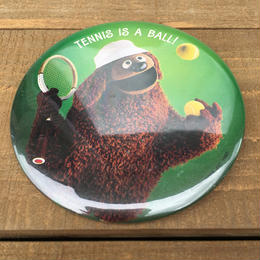 THE MUPPETS Rowlf Button/ ザ・マペッツ ロルフ 缶バッジ/170524-12