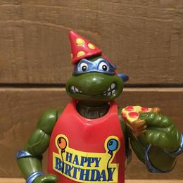 TURTLES Classic Party Reptile Leo Figure/タートルズ クラシックパーティレプタイル・レオナルド フィギュア/180207-8