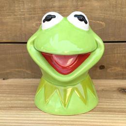 THE MUPPETS Kermit Ceramic Mug/ザ・マペッツ カーミット セラミックマグ/170605-3