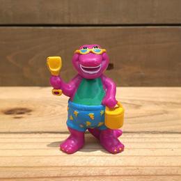 BARNEY Barney PVC Figure/バーニー PVCフィギュア/180810-1