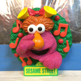 SESAME STREET Honker Christmas Wall Light/セサミストリート ホンカー クリスマスウォールライト/171029-3