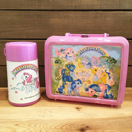 MY LITTLE PONY Plastic Lunch Box/マイリトルポニー プラスチック ランチボックス/180226-4
