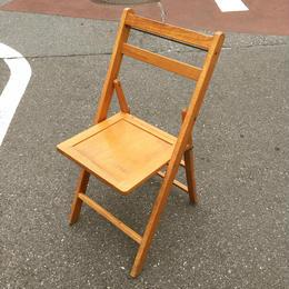 Vintage Wood Chair/ビンテージ ウッドチェア/180319-2