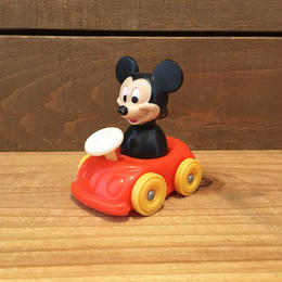 Disney Mickey Mouse Toy Car/ディズニー ミッキー・マウス トイカー/18401-8