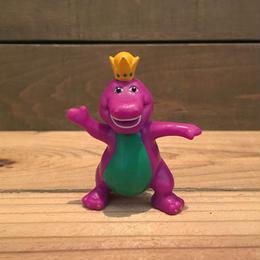 BARNEY Barney PVC Figure/バーニー PVCフィギュア/180810-6