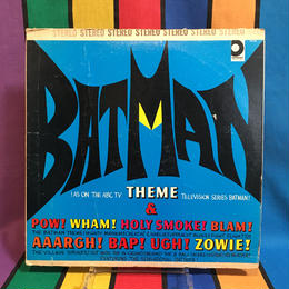 BATMAN TV Series Batman Theme Recode/バットマン TVシリーズバットマンのテーマ レコード/160309-2