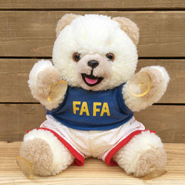 Snuggle Snuggle Bear Suction Cup Plush Doll/ファーファ 吸盤付きぬいぐるみ/170517-1