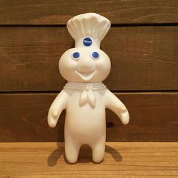 Pillsbury Poppin Fresh Rubber Doll/ピルスベリー ポッピン・フレッシュ ラバードール/180315-1