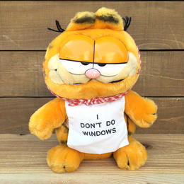 GARFIELD Garfield Plush Doll/ガーフィールド ハウスキーパー ぬいぐるみ/17103-9
