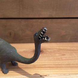 Brontosaurus? Rubber Toy/ブロントサウルス ? ラバートイ/180123-7