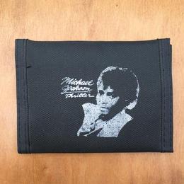 MICHAEL JACKSON Wallet Black/マイケル・ジャクソン お財布 ブラック/170911-3