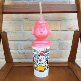 Dairy Queen Dennis The Menace Joey Drink Bottle/デイリークイーン わんぱくデニス ジョーイ ドリンクボトル/170902-1