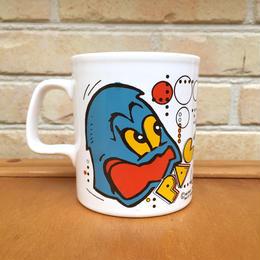 PAC-MAN Mug Cup/パックマン マグカップ/171006-1