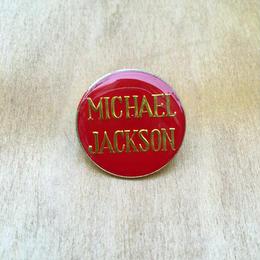 MICHAEL JACKSON Pin/マイケル・ジャクソン ピン/170911-9