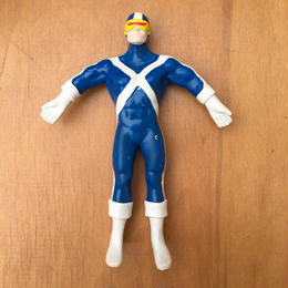 X-MEN Cyclops Bendable Figure/X-MEN サイクロップス ベンダブルフィギュア/170804-4
