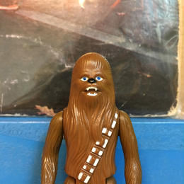 STAR WARS Chewbacca Figure/スターウォーズ チューバッカ フィギュア/171015-12