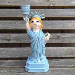 THE MUPPETS Miss Piggy Candle Holder/ザ・マペッツ ミスピギー キャンドルホルダー/180715-1