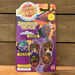 MIGHTY MAX Rok Monster & Insectoid 2pac/マイティマックス ロックモンスター&インセクトイド 2パック/161122-1