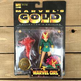 MARVEL GOLD Marvel Girl/マーベルゴールド マーベル・ガール フィギュア/161223-15