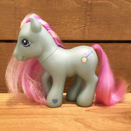 G3 My Little Pony Banjo Blue/G3マイリトルポニー バンジョーブルー/180301-3