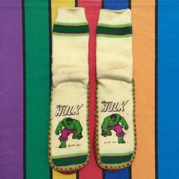 HULK Hulk Slipper Socks/ハルク ハルク スリッパソックス/160816-6