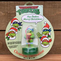 TURTLES Christmas Decoration Leonardo/タートルズ クリスマスデコレーション レオナルド/161114-1