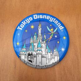 Disney Tokyo Disneyland Button/ディズニー 東京ディズニーランド 缶バッジ/170813-10