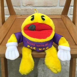 PAC-MAN Pac-man Plush Doll/パックマン ぬいぐるみ/171006-8