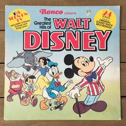 Disney The Greatest Hits of Walt Disney Record/ ディズニー グレイテストヒッツオブディズニー レコード/170405-3